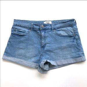 Forever 21 LA Jean Shortie Shorts sz 30